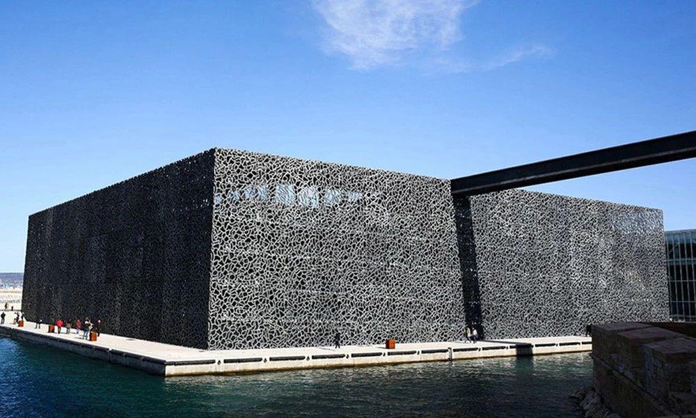地中海与欧洲文明博物馆UHPC亚搏app下载官方网站
