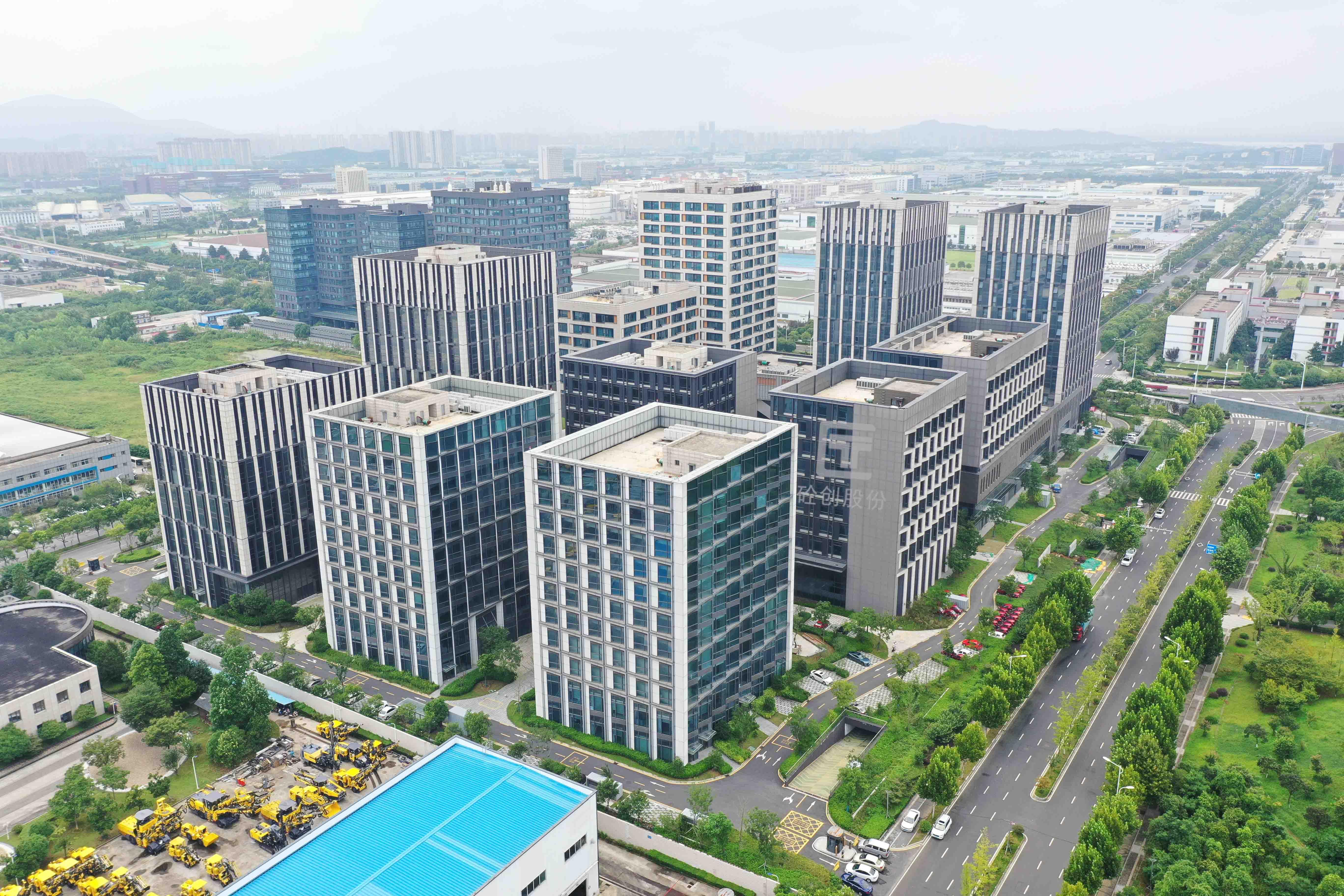 南京兴智高新科技园(GRC亚搏app下载官方网站)