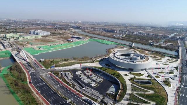 宁波奉化未来城科普中心