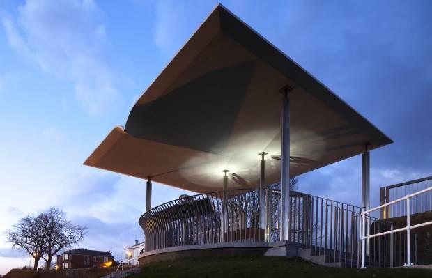 Ductal uhpc 屋顶解决方案