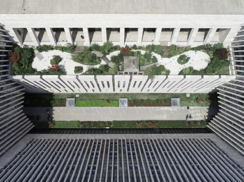 淮安市城市博物馆、图书馆、文化馆、美术馆